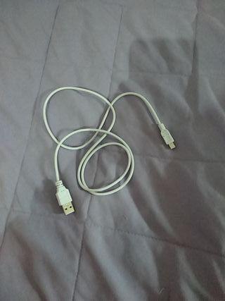cable de android nuevo