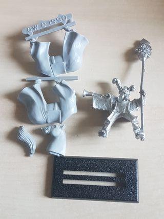 warhammer:Heraldo del imperio.