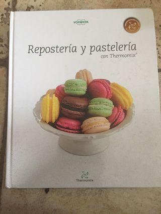Libro repostería Thermomix