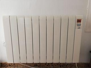 radiador bajo consumo 10 lamas