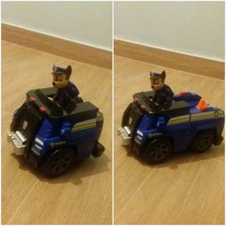 camion patrulla canina