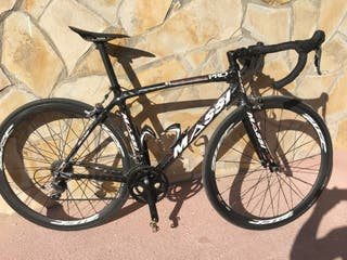 Bicicleta carretera massi pro sl composite