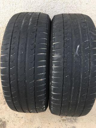Neumáticos michelín segunda mano