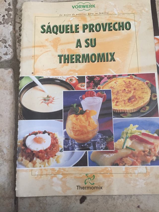 Libro Thermomix