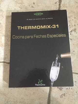 Libro Thermomix cocina fechas especiales