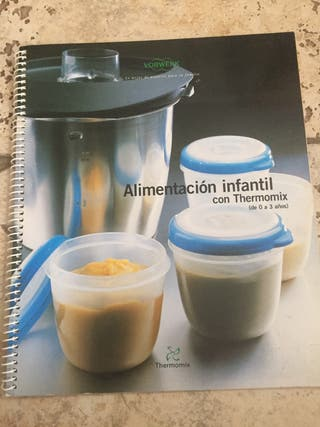 Libro Thermomix infantil