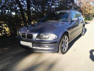 BMW 330d 184cv aut, Xenon, Techo, Cuero,...