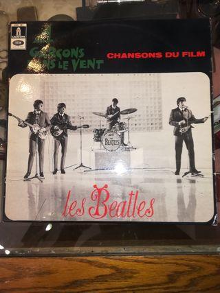Lp Beatles - 4 Garçons dans le vent RARO
