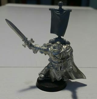 Templario negro Warhammer 40K