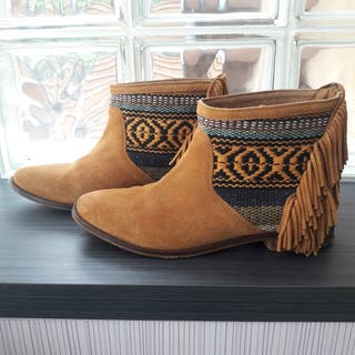 botín étnico Zara TRF
