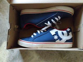 Botines / zapatos DC N°40