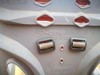 silla portabebe b-one