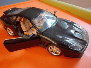 Ferrari coche maqueta