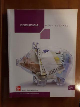Libro economía Bachillerato
