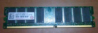 envios gratis Transcend Memoria Ram ddr 1 GB