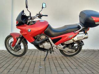 MOTO BMW F650