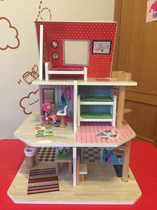 Casa muñecas Amanda de Imaginarium
