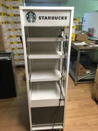 Nevera Expositor Starbucks, 2 uds