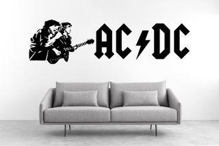 vinilo decorativo AC-DC