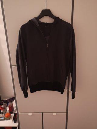 Mens zip hoodie