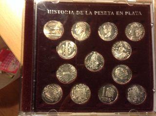 Arras, peseta de plata