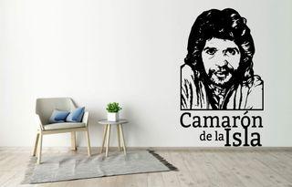 vinilo decorativo Camarón