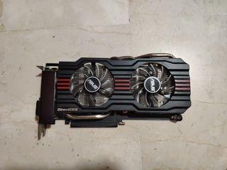 Tarjeta Gráfica Asus Nvidia GTX 660