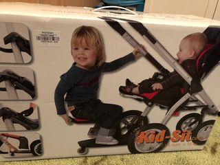 Asiento para sillita de niño. KID-SIT