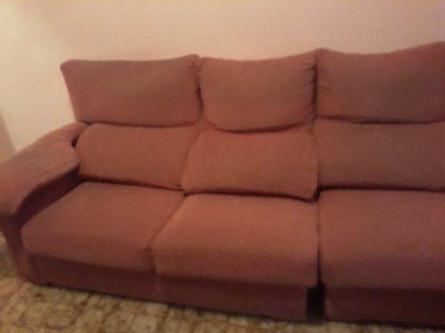 Sofa En Forma De L De Segunda Mano Por 80 En Mislata En Wallapop