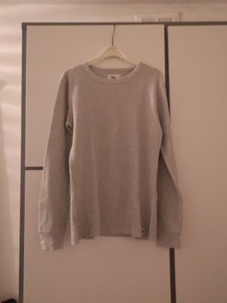 Mens Muscle Fit Jumper
