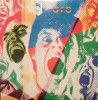 Doble Disco de vinilo UFO -Strangers In The Night
