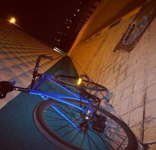 fixie Derail Bicicleta