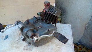 Motor moto Ginson polaris