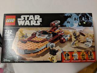 Lego Starwars Landspeeder SIN ABRIR