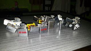 Zippos de coleccion