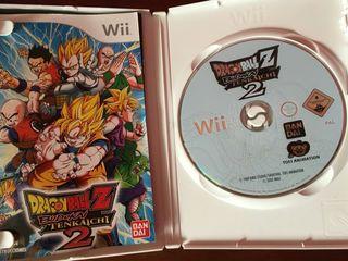 Juego Dragon Ball para Wii