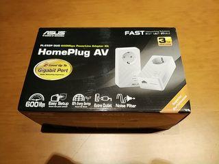 ASUS PL-E52P DUO - Homeplug AV PLC