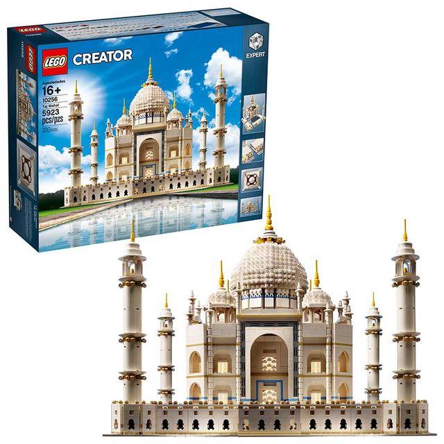 Lego Creator Taj Mahal - 10256