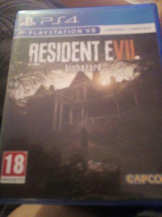 Resident evil biohazard 7