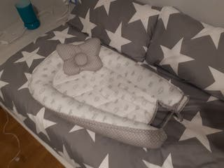 Nido colecho cuna bebe