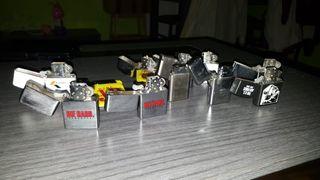 Zippos de colección