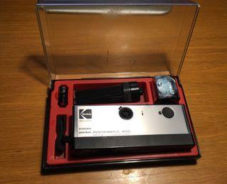 Cámara Kodak Instamatic 400