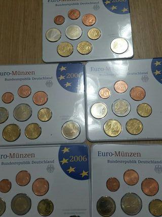 Monedas Alemania. Euros 2006