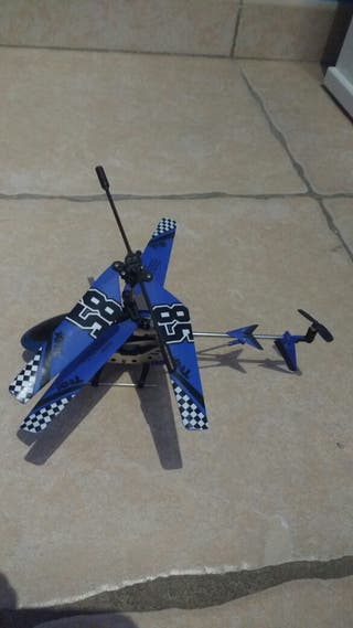 radiocontrol helicóptero