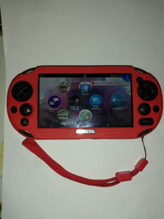 PLAYSTATION VITA CONSOLA