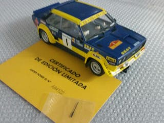 SCALEXTRIC SEAT 131 ABARTH RALLY CATALUÑA 1979
