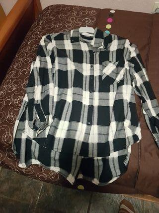 camisa zara