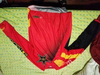 Camiseta Fox Rockstar Roja XL