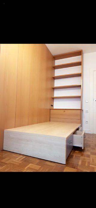 Muebles dormitorio de segunda mano por 275 en pamplona en wallapop - Segunda mano pamplona muebles ...