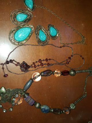 set de collares